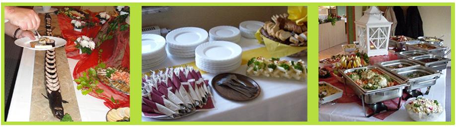 Buffets für Firmenfeiern und Geburtstage - Partyservice Schulküche Laußnitz